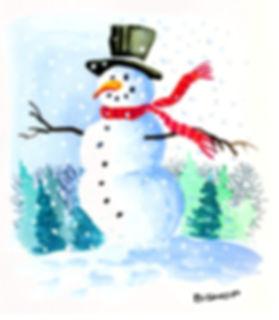 Cesar's Snowman.JPG