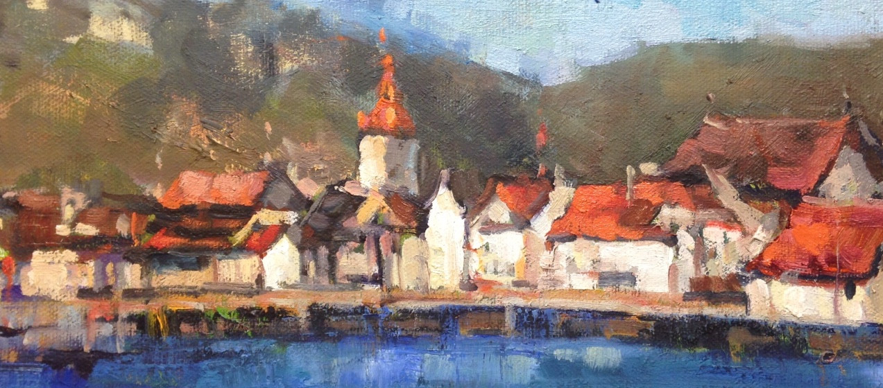 Old Town Praque *SOLD