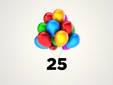 25 Anos - Sólida Contabilidade