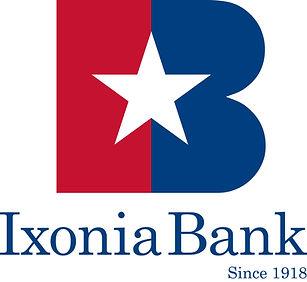 Ixonia Bank Logo Stacked 1918 - 1200 DPI