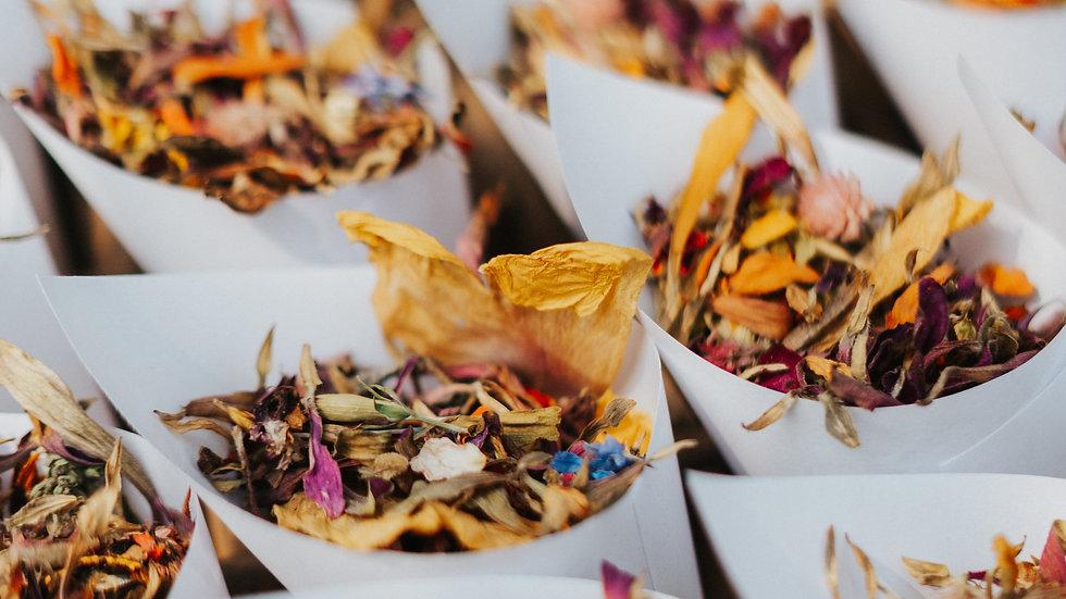 Botanical Confetti - Biodegradable