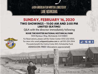 Our Lost Years Film Showing in Richmond, CA Sunday February 16th
