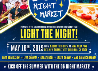 D6 Night Market Saturday May 18th