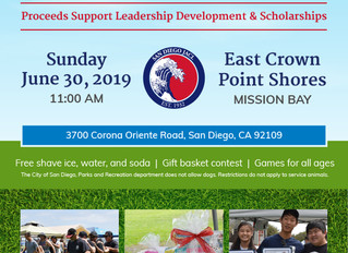Save the date for the 68th Annual SD JACL Community Picnic