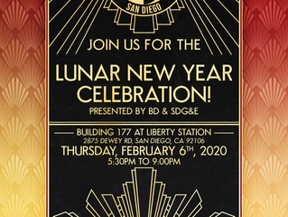 ABA's Lunar New Year's Celebration: Thursday, February 6th