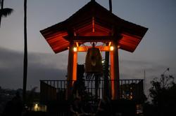 Bell at Night
