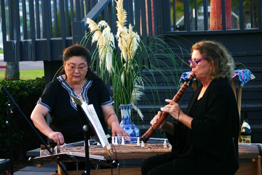 Yuki and Mary Lu