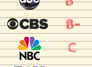 Asian Pacific American Media Coalition Issues Report Cards to the TV Networks on their Inclusion of