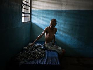 Cierpienie w szpitalu psychiatrycznym w Wenezueli