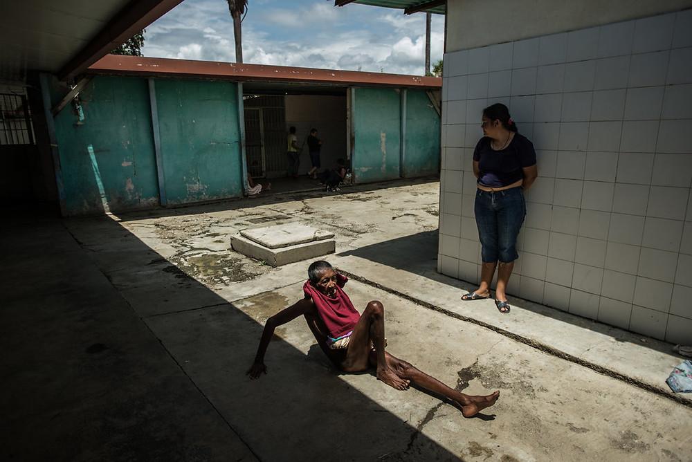 Alegría Flores, 72 lata. Meridith Kohut dla The New York Times