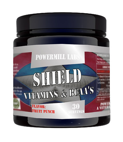 SHIELD (Vitamins & BCAA's)  10 UNITS
