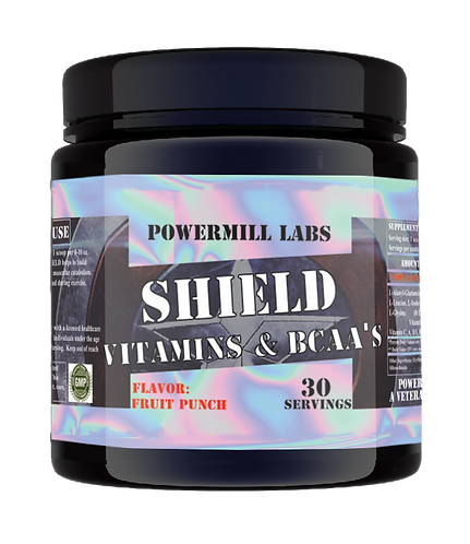 SHIELD (Vitamins & BCAA's)