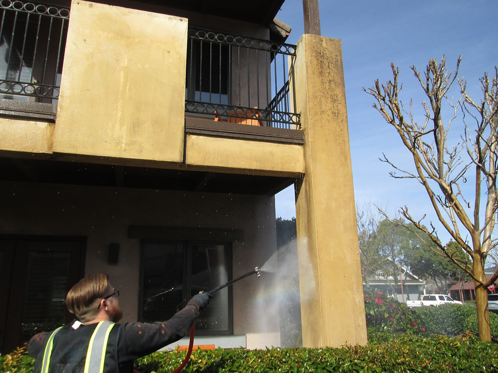 Pressure Washing Service in Sonoma