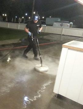 Sidewalk Cleaning Bay Area