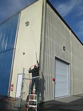 Airplane Hangar Cleaning Napa Californina