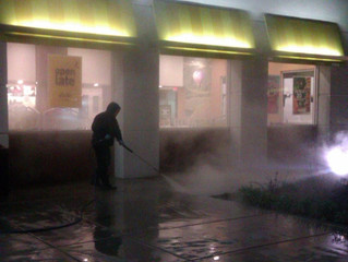 Cement Cleaning in San Francisco California