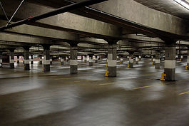 Parking Garage Cleaning San Francisco California