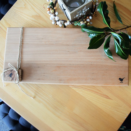 Broken and Restored handmade grazing board chopping board