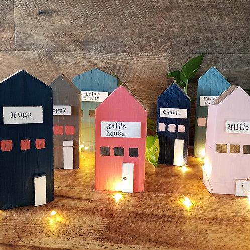 2020 Mini Custom Houses