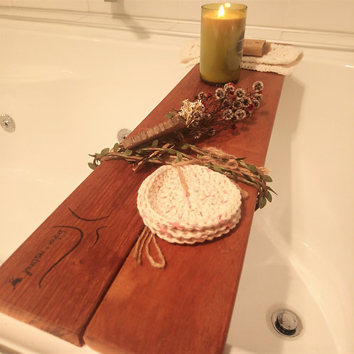 Wildflower Edition Bath board