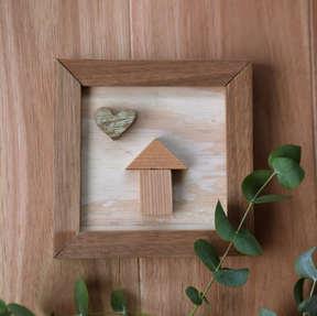 198 Tiny Scrappy house