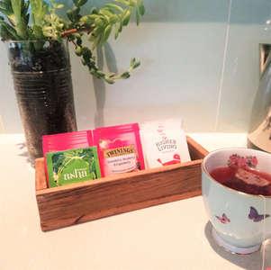 221 Tea box