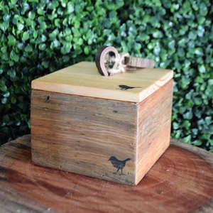 188 Timber box