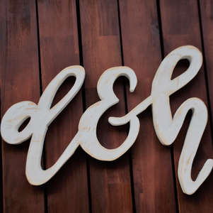 183 custom initials