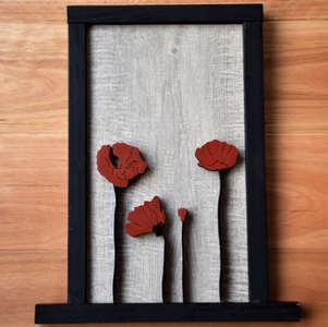 203 Poppies