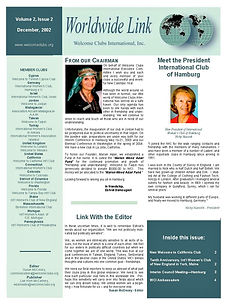 TheLink Volume 2, Issue 2 Winter 2002 (D