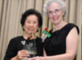 2010 Marian Adair Award Recipient Lydia