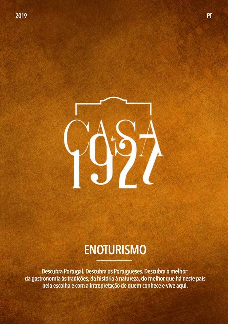Catálogo Enoturismo 2019