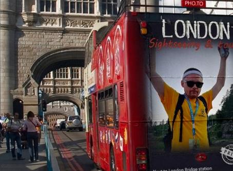 """McRae-huuma nousee Lontoon kaduilla: """"Suurin osa briteistä on oikeastaan todella innoissaan"""""""