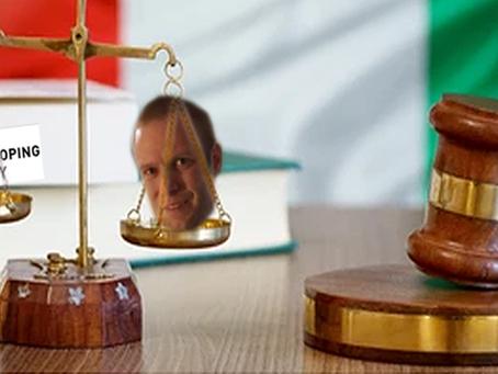 Italialainen oikeusistuin pitää Rullin dopingtestiä peukaloituna – WADA pyytää anteeksi!