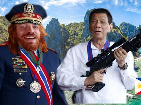 Tämä valtionpäämies ylistää Juan-Carlo Pirifellaa: Hän on idolini!