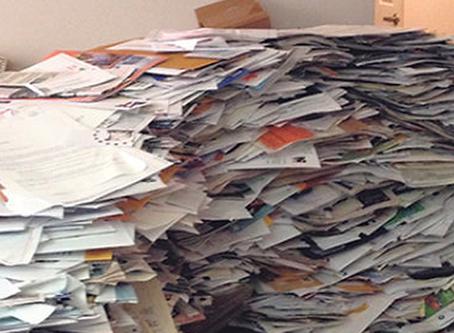 JJ Lehtonen esitti pahoittelut - julkaisi videon Postin lakon takia kasvavista kirjepinoista!
