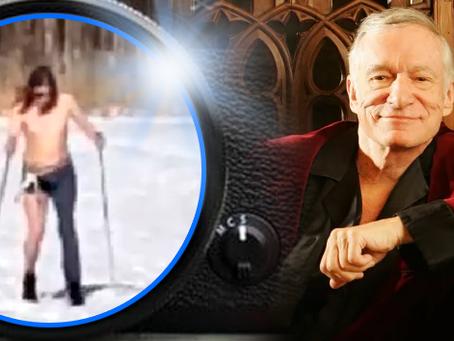"""Tämän kuvan perusteella Hugh Hefner valitsi El Roberto Muchachon Playboyhin: """"Ikuisesti kiitollinen"""""""