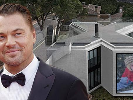"""Leonardo DiCaprio yllätti sisustussuunnittelijan: """"Kaikkialle Rastia"""""""