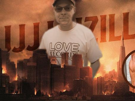 Ihmemies Japanista - Godzilla palasi Laajavuoreen!