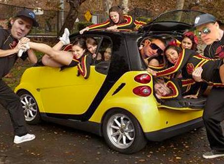Jarno Rulli ei löytänyt autoaan: Fanit tarjosivat huippukuskille kyydin - katso ahdistava kuva