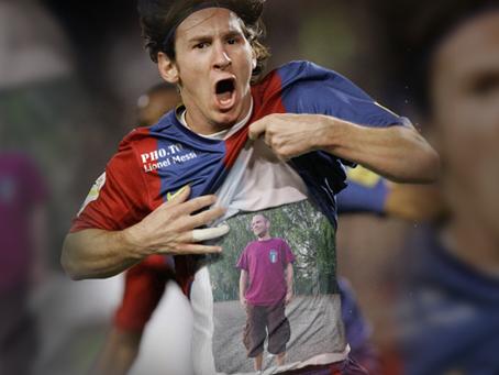 "Lionel Messi: ""Jarno on kaikista suurin"""