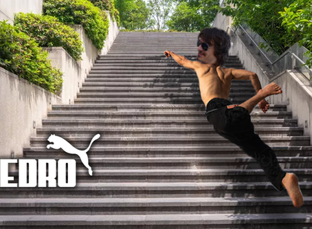 Pedro Von Hietasen videosta tuli miljoonahitti – pituushypyn supermies huippukunnossa!