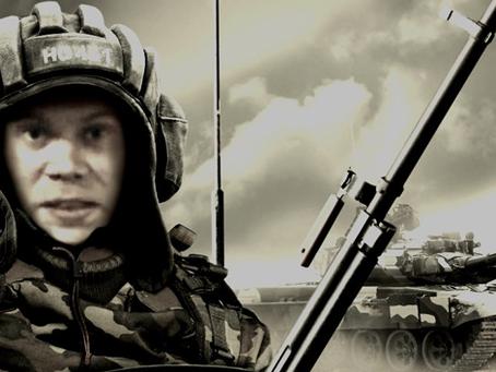 Ernold Mustanäkkäri valmistautuu arvokisoihin Ranskan muukalaislegioonan eturintamassa