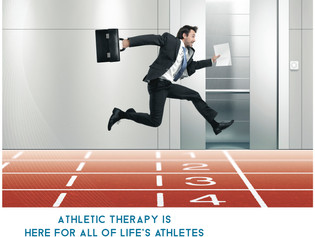 National Athletic Therapy Month