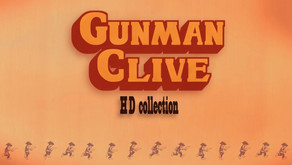 Game Review #137: Gunman Clive HD Collection (Nintendo Switch)