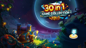 Game Review #190: 30-in-1 Game Collection Vol. 1 (a.k.a. Party Planet) (Nintendo Switch)
