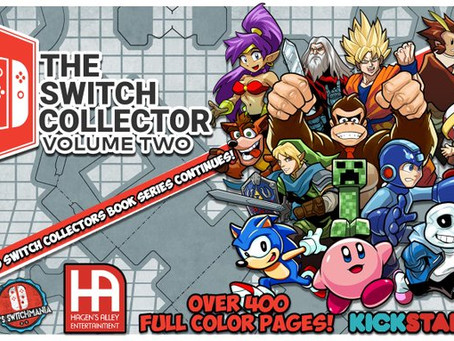 Week of November 1st, 2020 Nintendo Switch Physical Releases & Limited Preorders