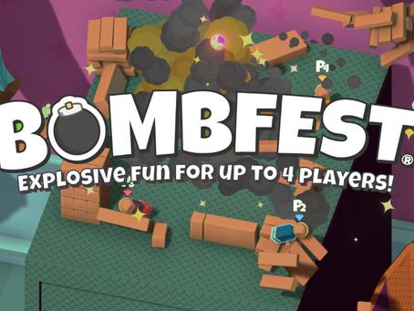 Interview #005: Zac Pierce - Lead Developer for BOMBFEST
