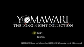 Review #025: Yomawari: The Long Night Collection (Nintendo Switch)