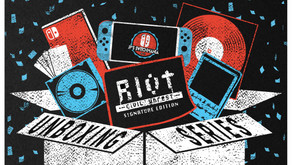 Unboxing Episode #015: Riot: Civil Unrest Signature Edition (Nintendo Switch)